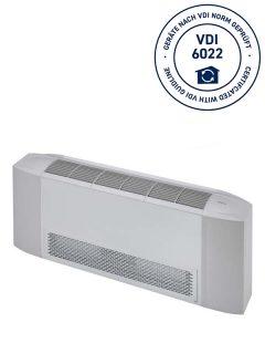 THERMO-TEC Gebläsekonvektoren VDI 6022