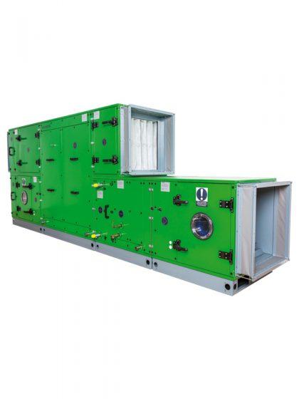 THERMO-TEC Lüftungstechnik RLT Geräte