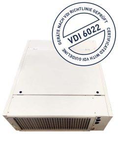 THERMO-TEC Umluftkühlgeräte gemäß VDI 6022