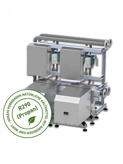Modularer R290 Propan Kaltwassersatz TT-MC
