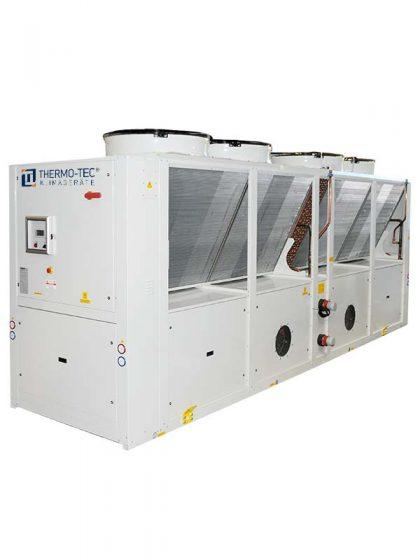 THERMO-TEC Kaltwassersatz R290 mit Freikühlung