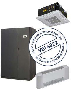THERMO-TEC Klimageräte gemäß VDI 6022